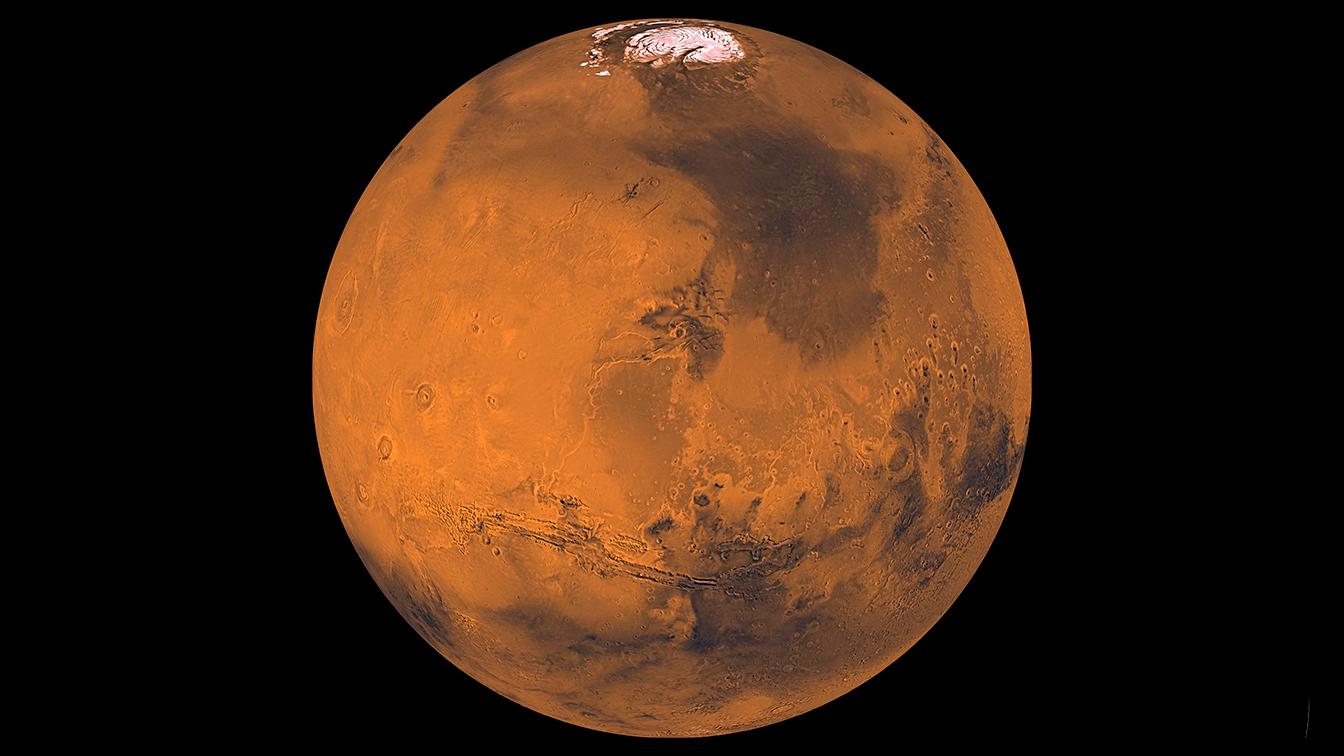 México quiere que sus jóvenes participen en la misión a Marte