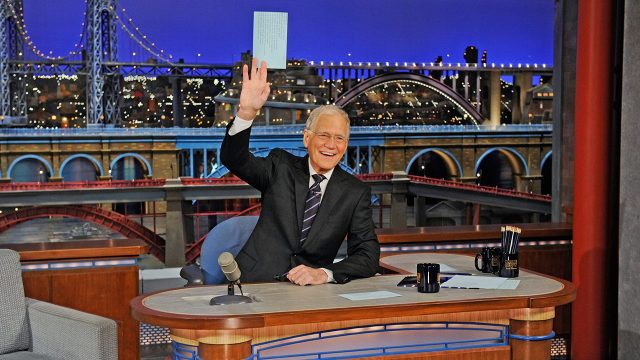 David Letterman regresa a la TV a través de Netflix