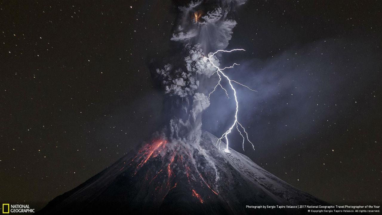 Fotógrafo mexicano gana premio mundial de National Geographic