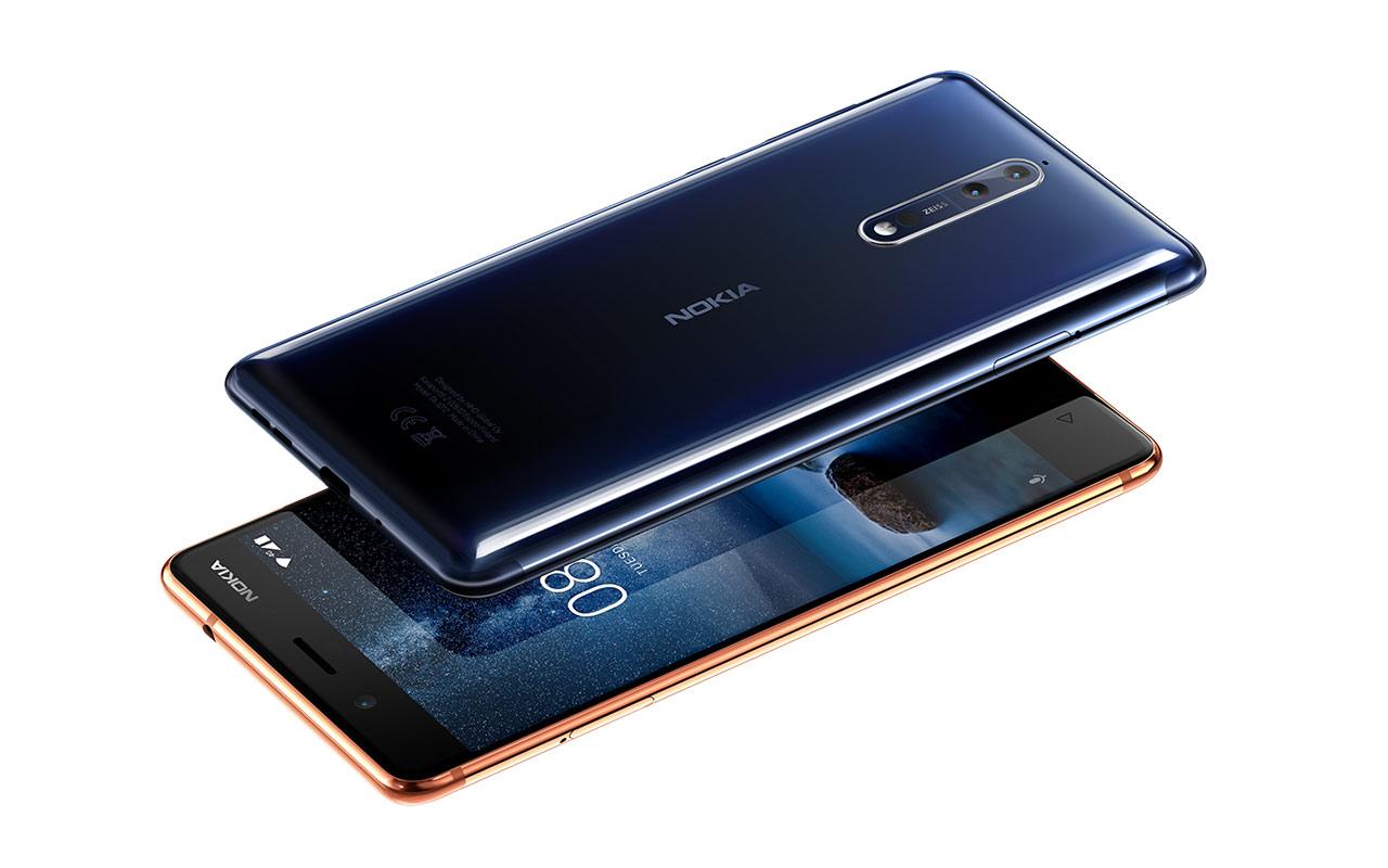 Android Oreo llega al Nokia 8
