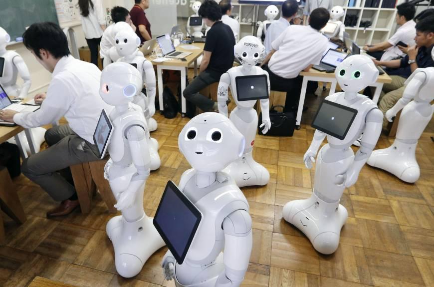 El robot Pepper ahora se alquilará como sacerdote para funerales