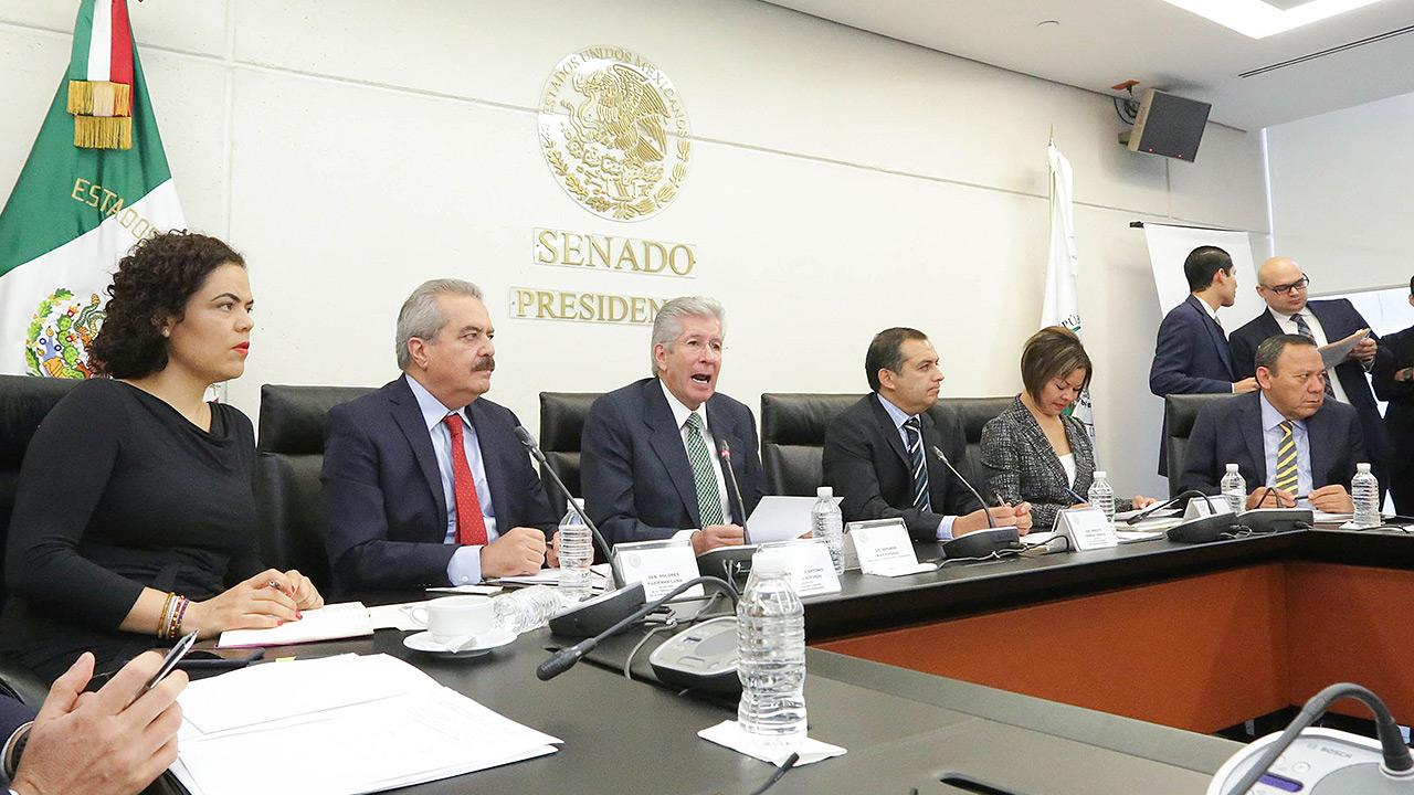 """Ruiz Esparza dice que no es necesario """"sacrificio político"""" por socavón"""