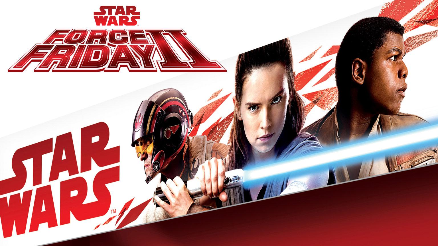 Disney presentará juguetes de Star Wars con realidad aumentada