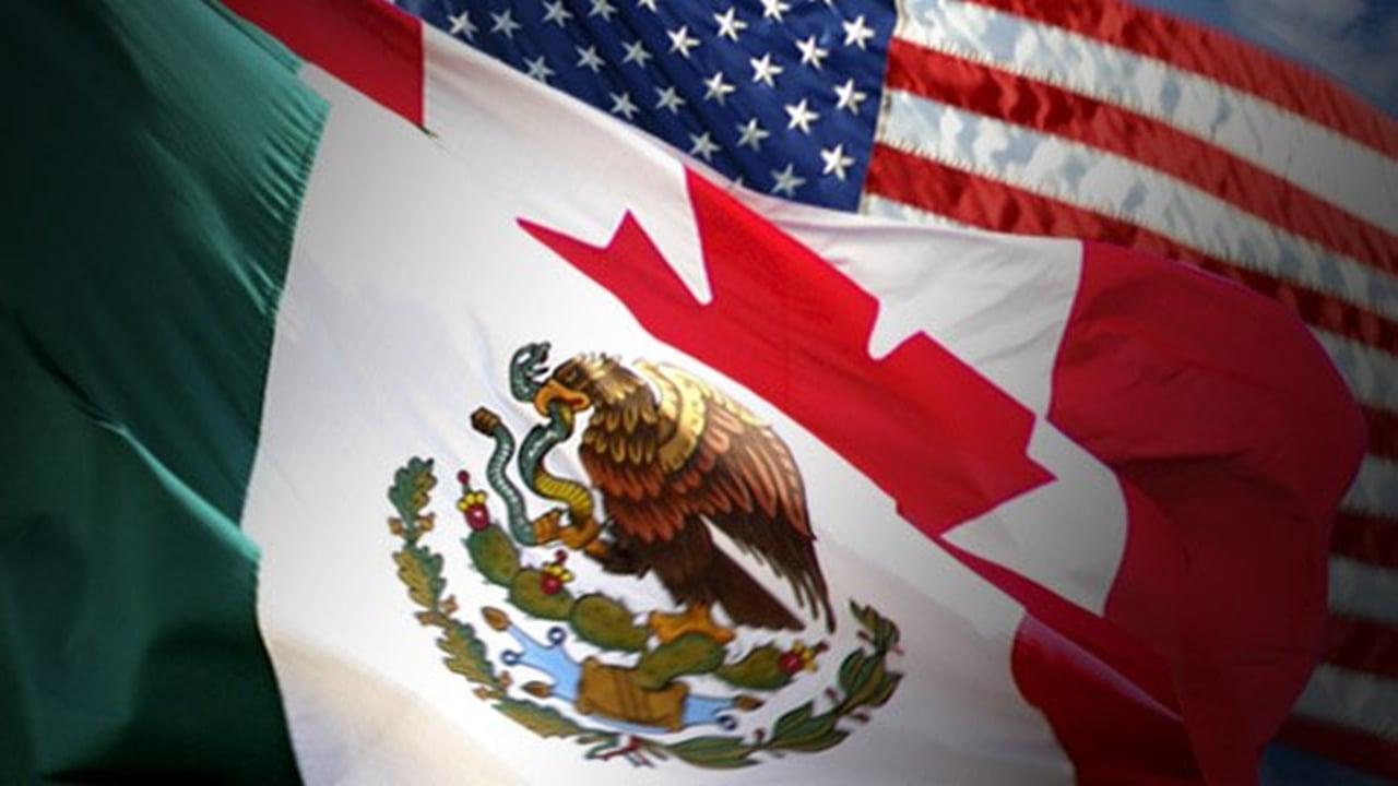 Vientos a favor del Tratado Mexico-Canadá-EU
