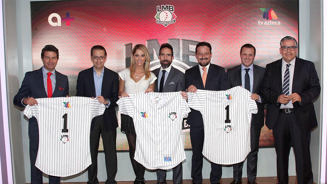 TV Azteca transmitirá los juegos del beisbol mexicano