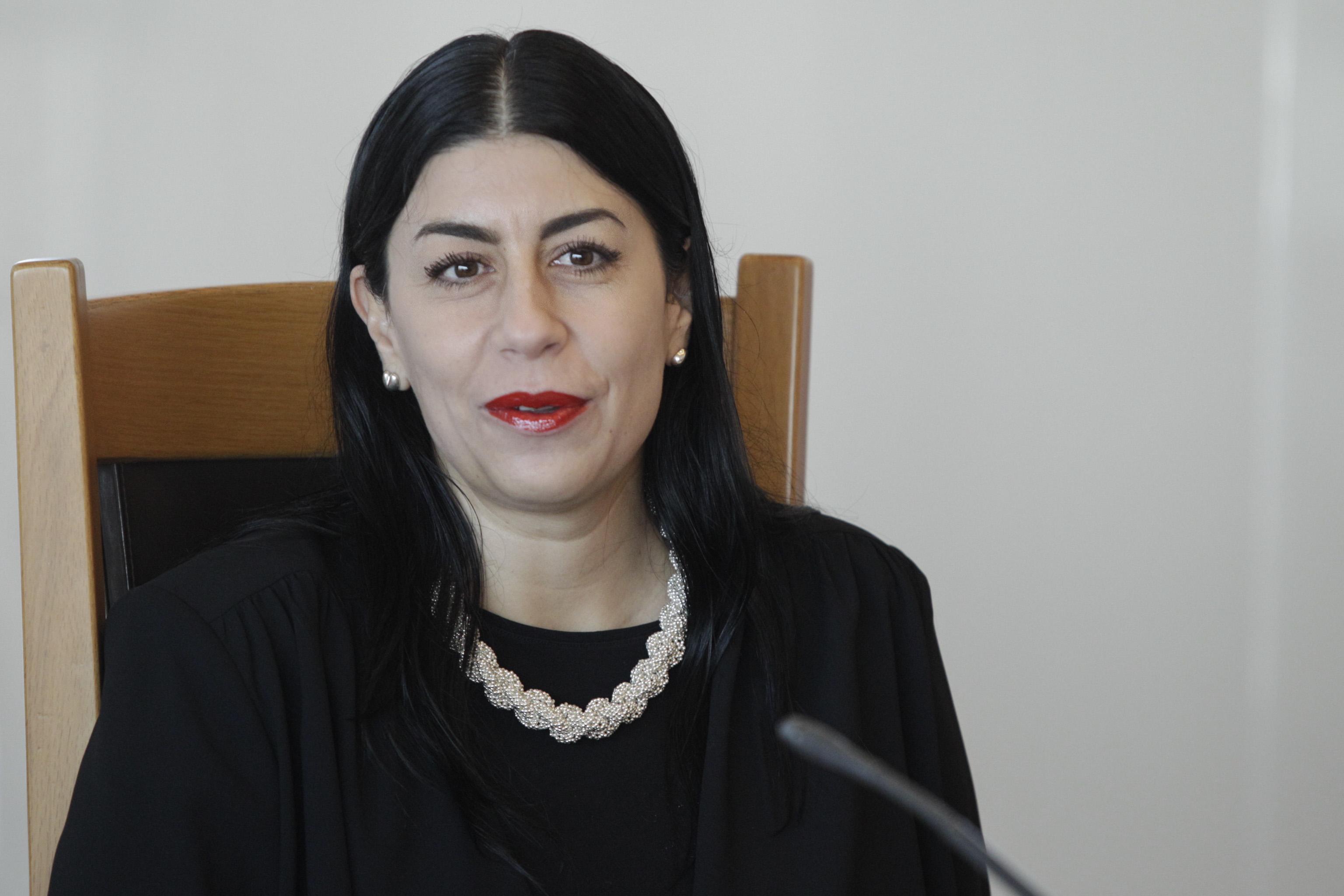 Vanessa Rubio, la mexicana que también renegociará el TLCAN