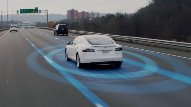 vehículos autonomos