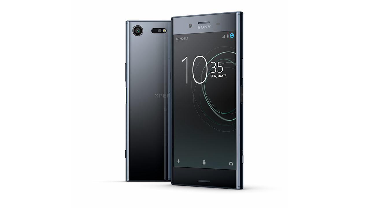 Sony trae a México su Xperia XZ Premium con cámara súper lenta
