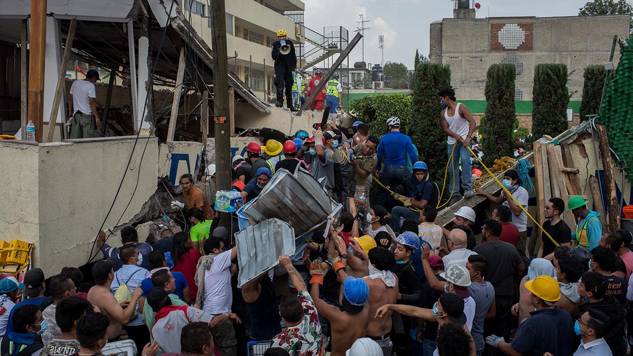 Labores de rescate continuarán hasta el jueves: Protección Civil