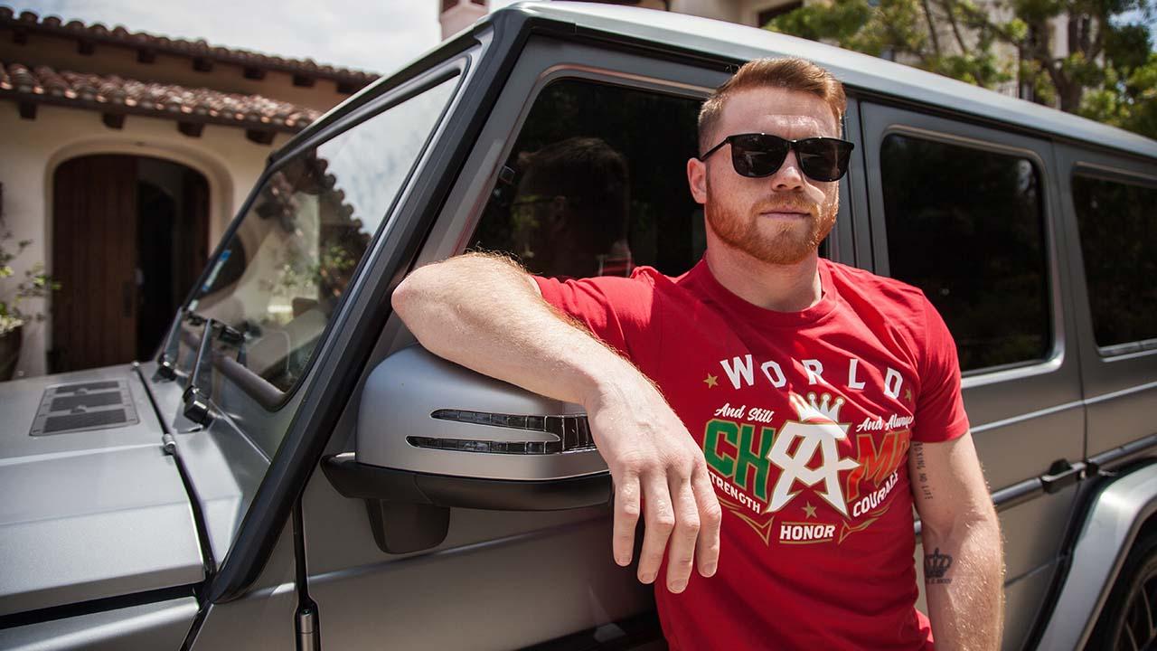 'Canelo' firma contrato millonario para el streaming de sus peleas por 5 años