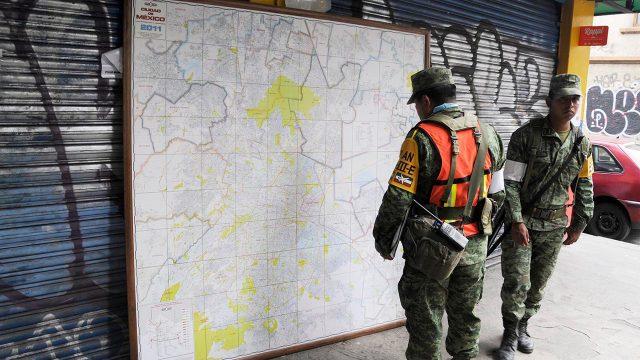 Alerta: Nuevo terromoto en la Ciudad de México