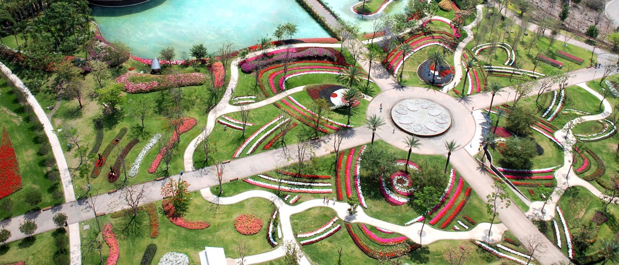 Los jardines de México comprometidos con los damnificados en Morelos