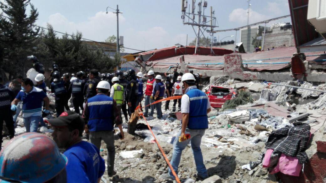 Organizan crowfunding para apoyar a damnificados del terremoto