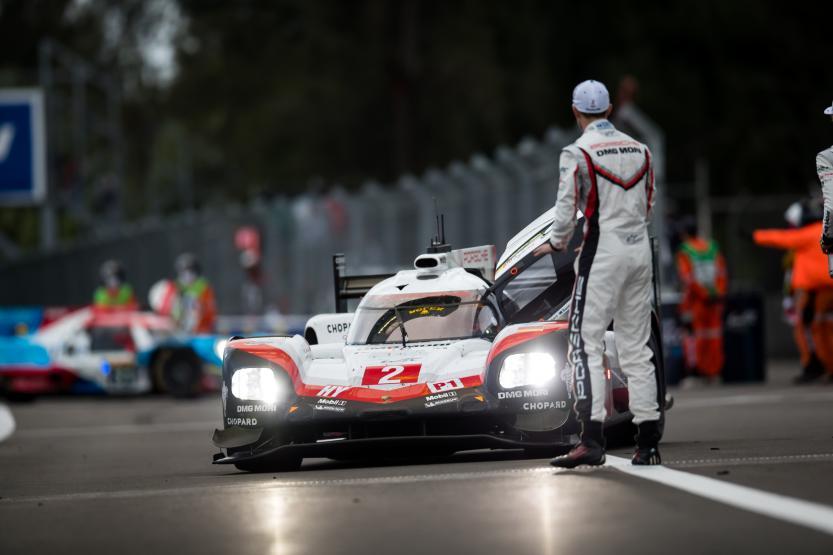 Porsche repite como campeón de las 6 horas de México