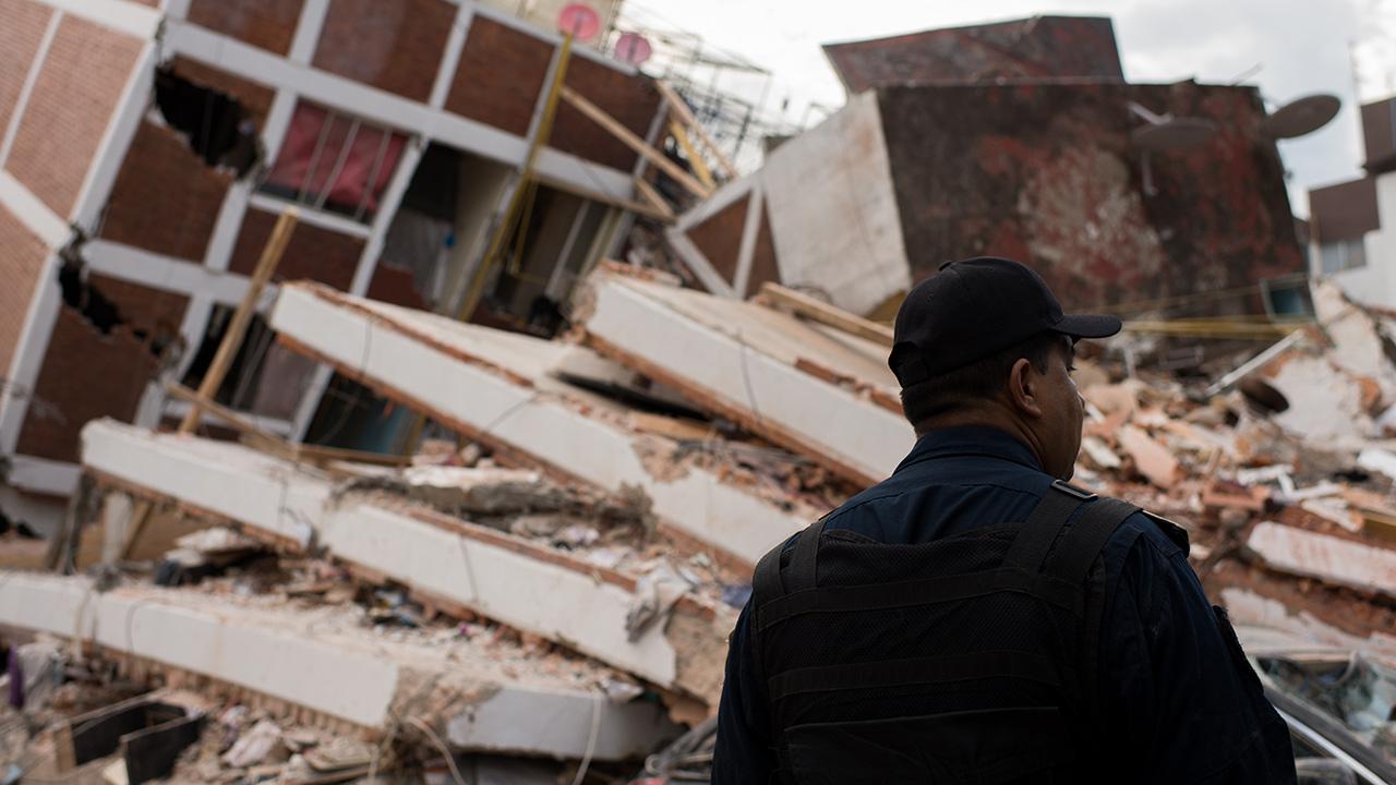 La reconstrucción por terremoto costará 2,000 millones de dólares