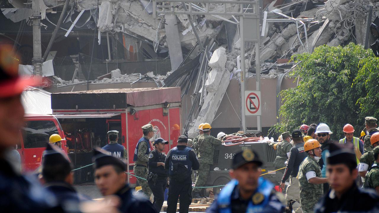 Uber dona 5 mdp a la Cruz Roja Mexicana tras sismo