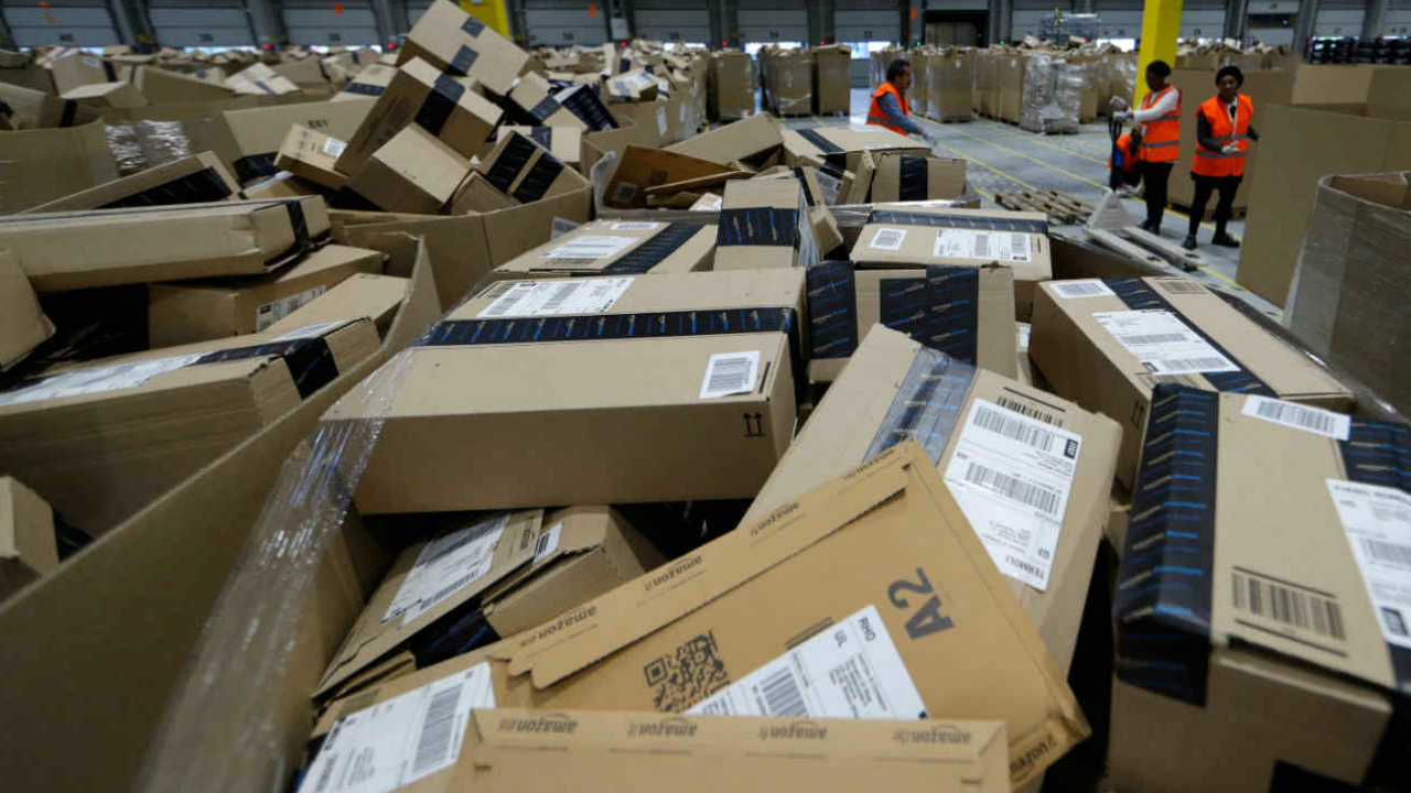 Reporte trimestral de Amazon confirmará su dominio del mercado