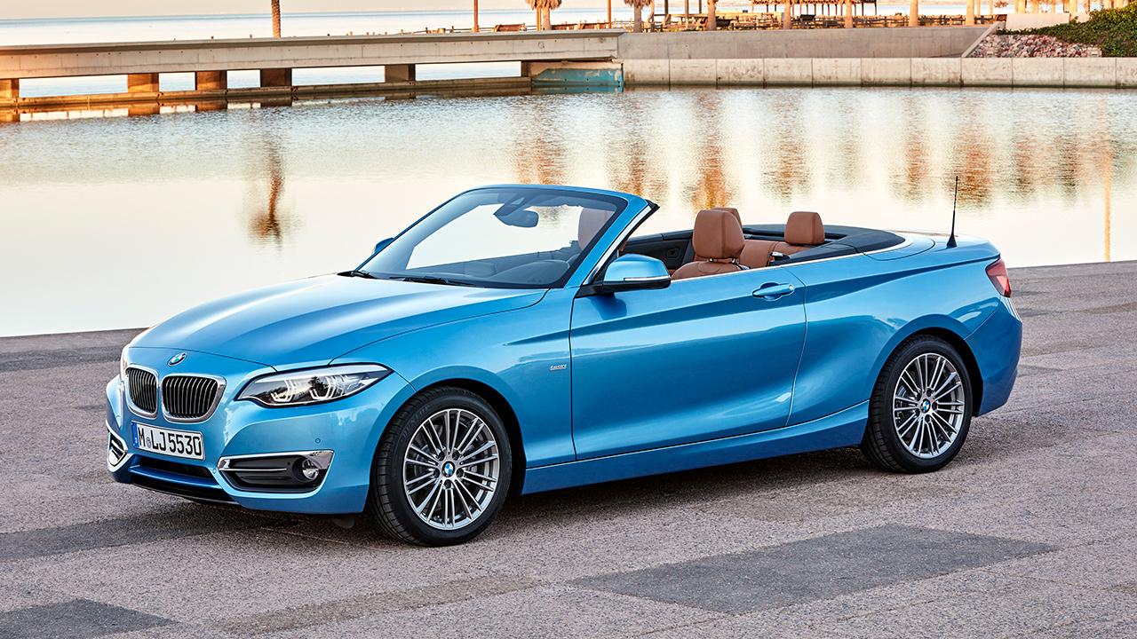 BMW Serie 2 Convertible, el nuevo referente de la libertad