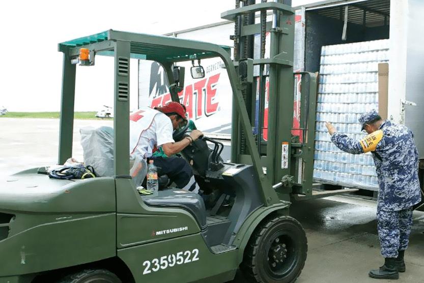 Heineken deja de hacer cerveza: enlata agua para víctimas del terremoto