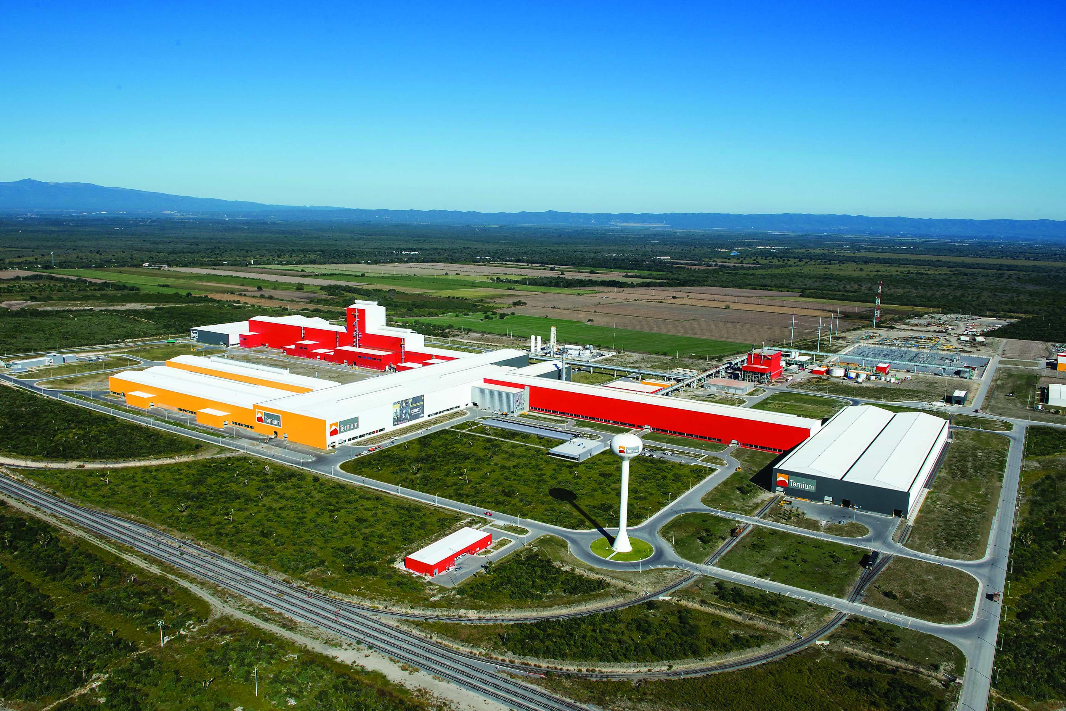 Ternium invierte 1,100 mdd en planta de México