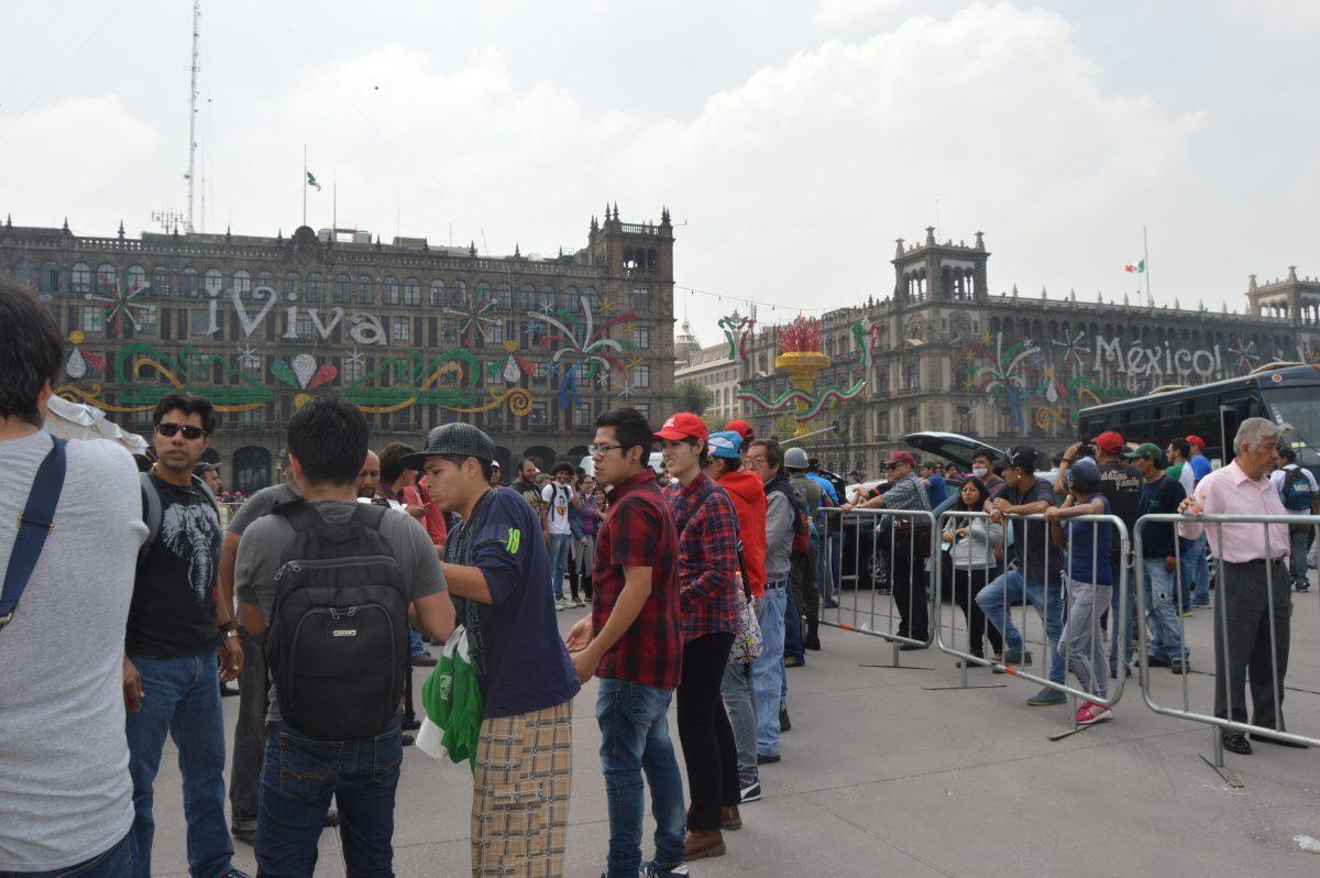 El terremoto que rebasó al gobierno, pero no a los mexicanos