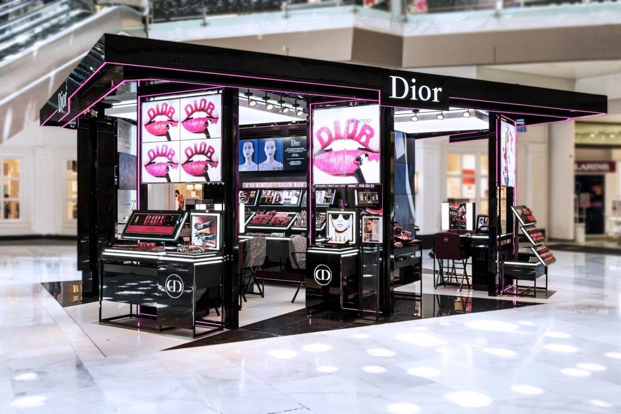 Dior Backstage llega a México para ofrecer servicio de maquillaje profesional