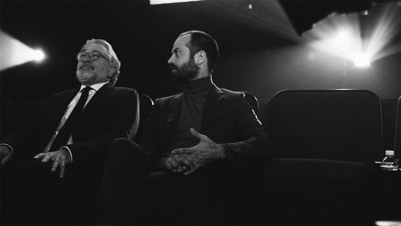 """Robert De Niro en la 2da parte de la iniciativa Zegna """"Defining Moments"""""""