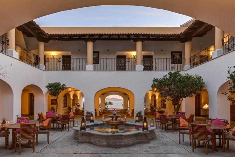 Casa del Mar, el pionero del concepto hotel boutique en Los Cabos