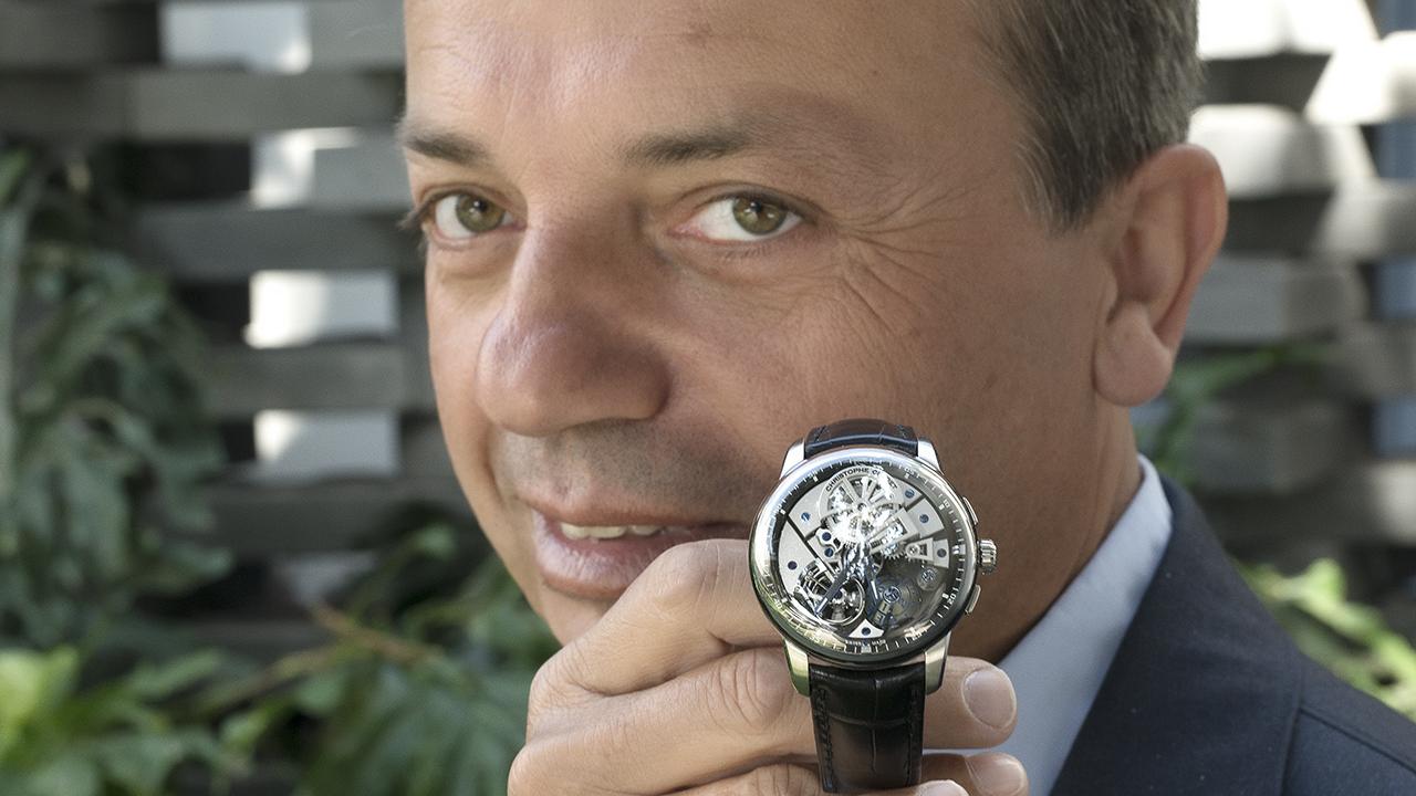 Vida Forbes Christophe Claret, un inventor más que un relojero