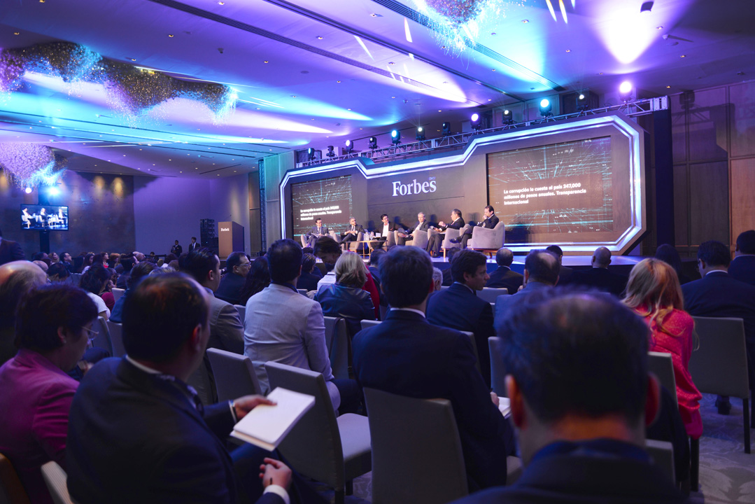 Foro Forbes 2018 | La infraestructura del México que se aproxima