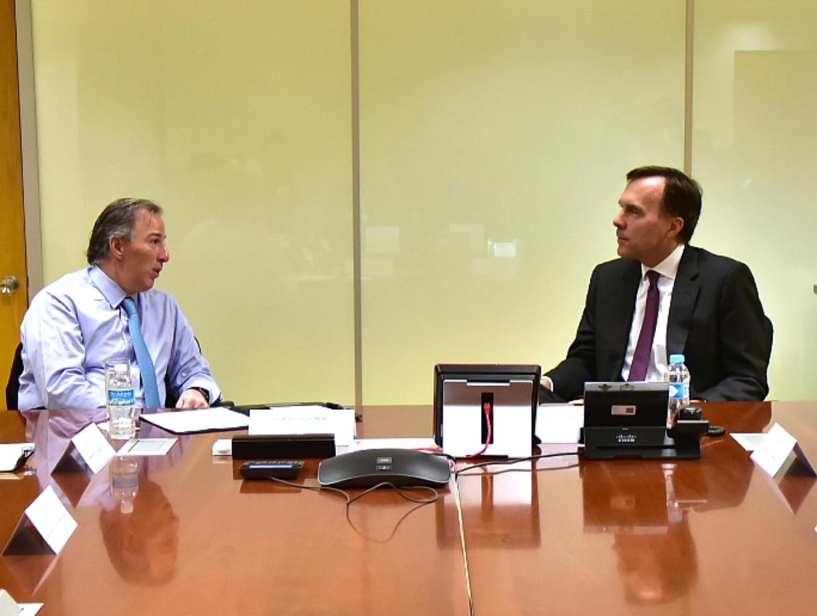 México y Canadá buscan profundizar relación comercial y financiera