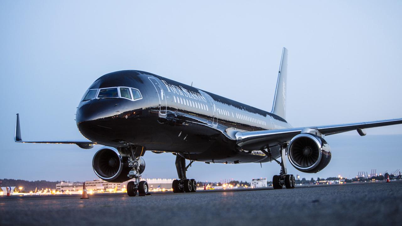 Un itinerario de viaje en jet privado es la nueva carta del Four Seasons