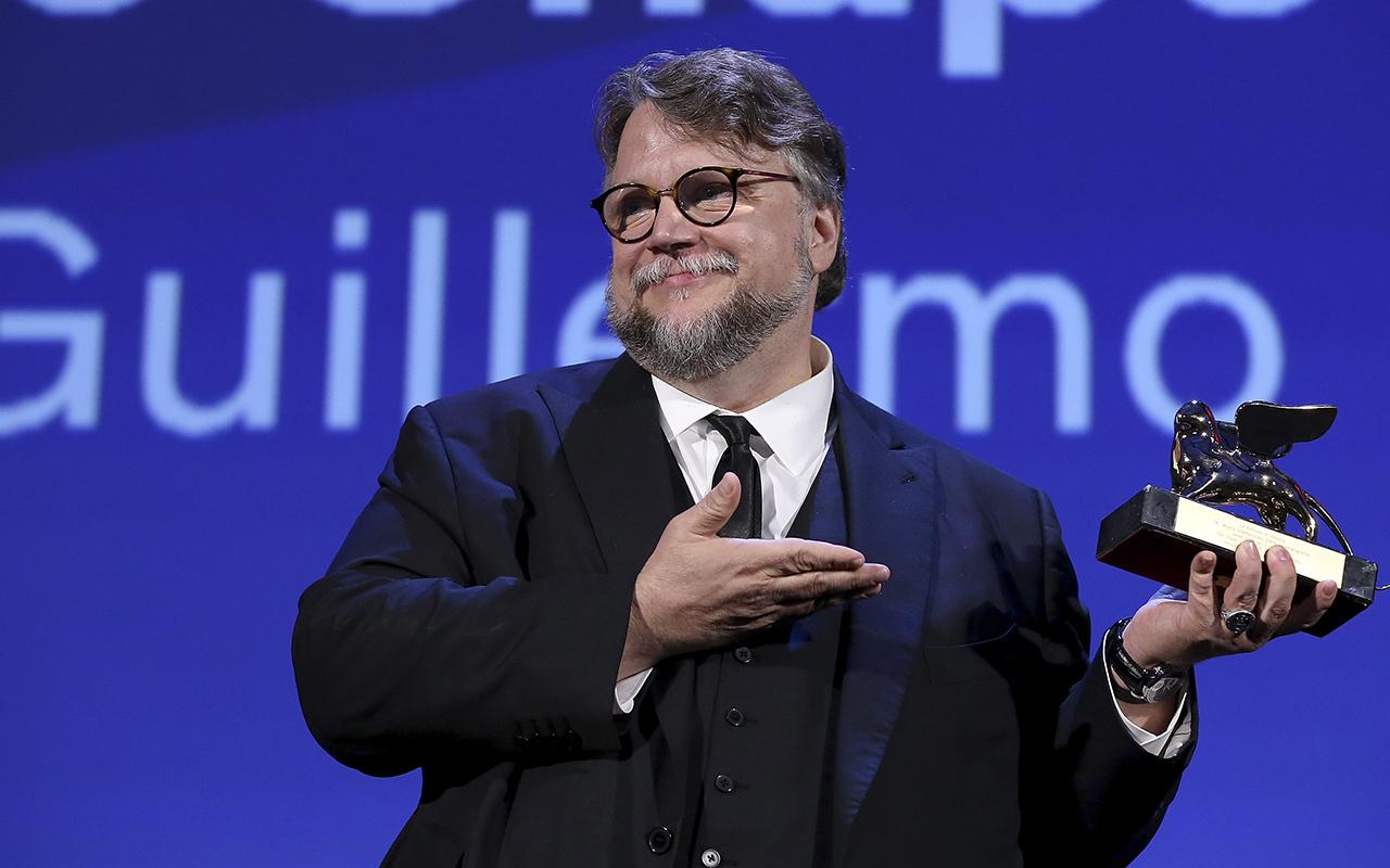 Guillermo del Toro, una de las 100 personas más influyentes: Time