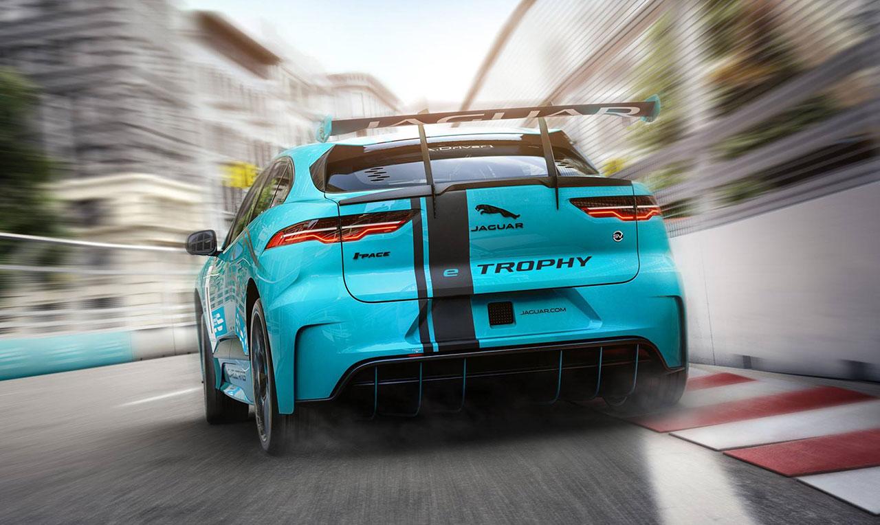 Jaguar tendrá su propia competencia dentro de la Formula E
