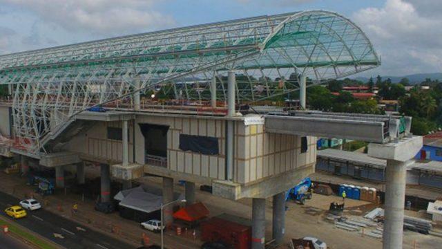 La Línea 2 del Metro de Panamá operará parcialmente para JMJ