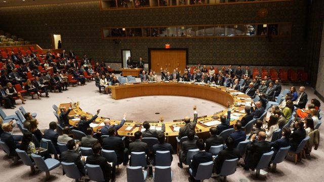 ONU-Corea del Norte
