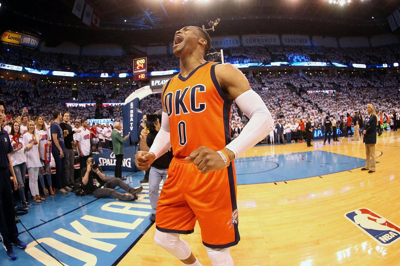 Russell Westbrook será el deportista mejor pagado de la Jordan Brand