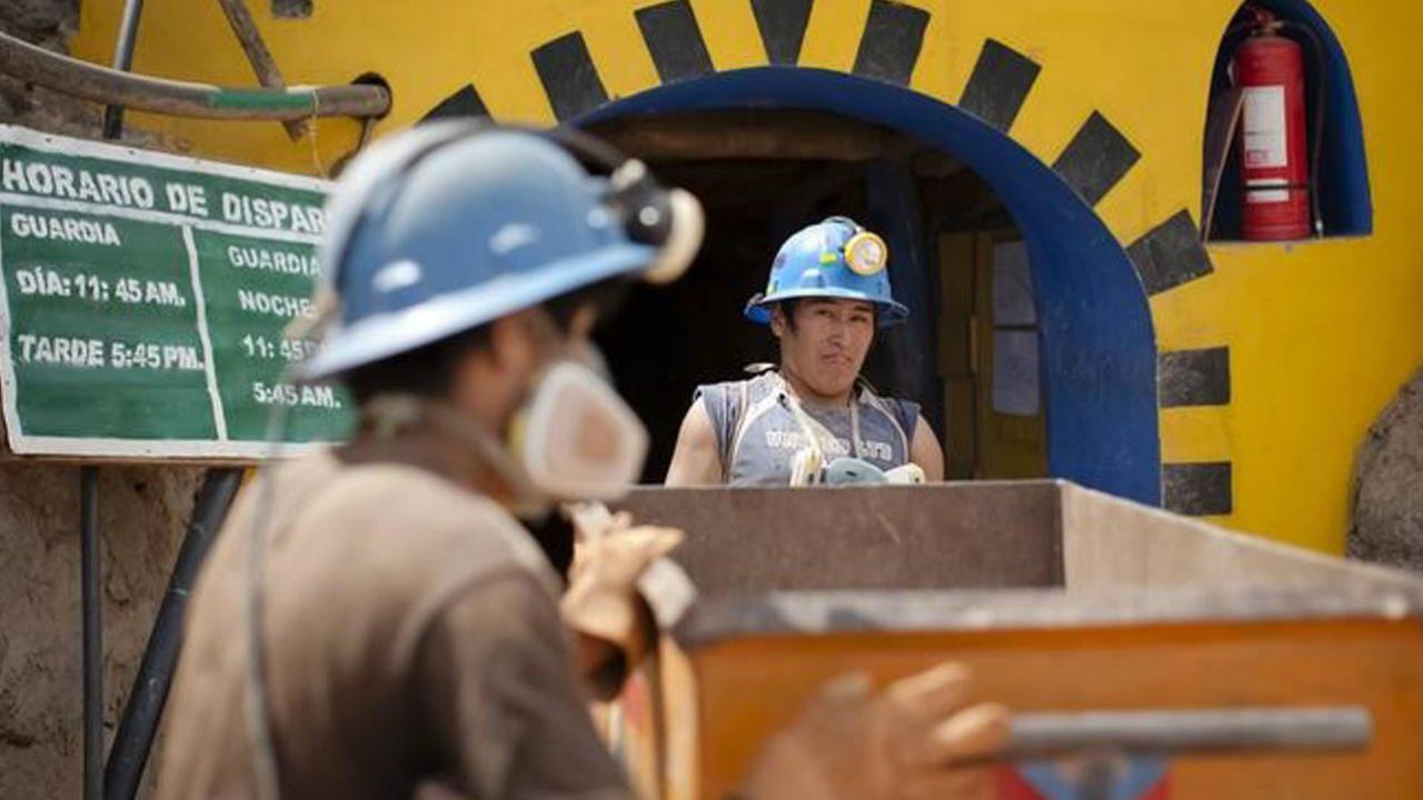 Actividad industrial del país cae en septiembre