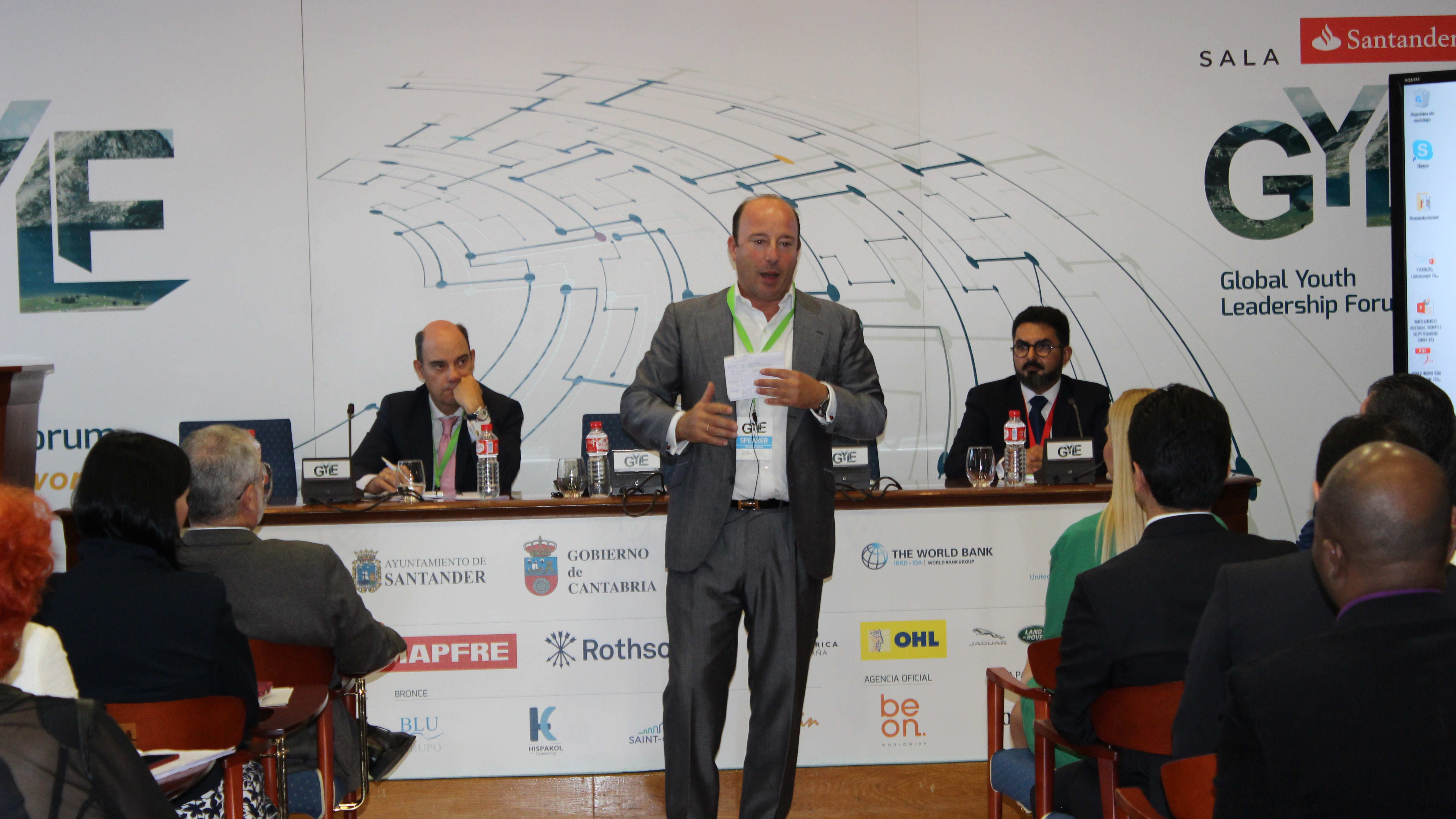 4 lecciones de Banco Santander para el mundo