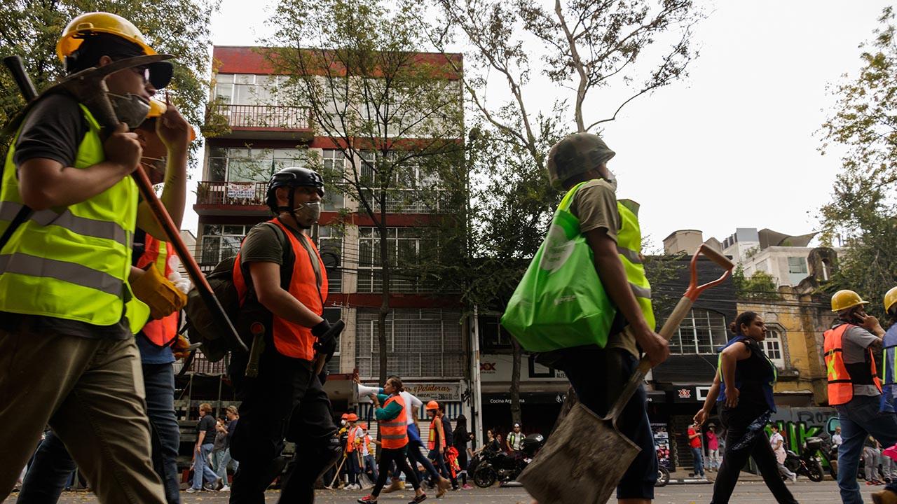 A un año de los sismos, las colonias afectadas aumentaron sus costos