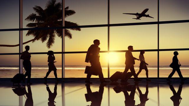 turismo aeropuertos vuelos