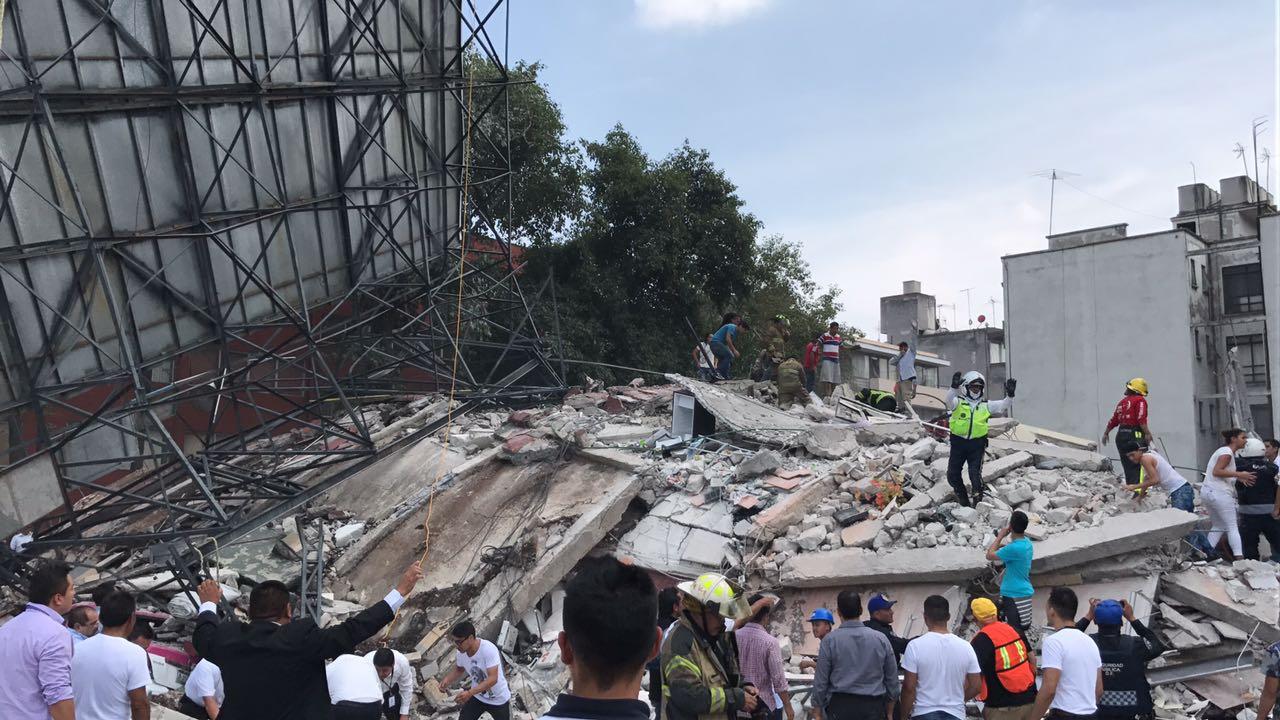 Todo lo que sabemos del terremoto en el Estado de México