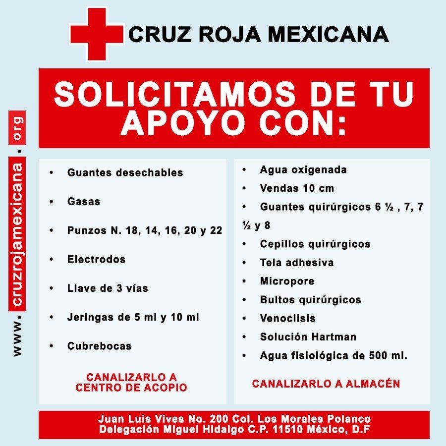 Facebook donará un mdd por el terremoto en México