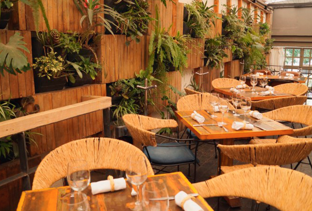 Estos son los restaurantes eco-friendly de la CDMX