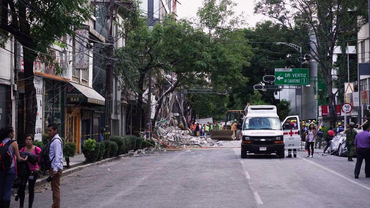 AT&T, Telcel, Movistar y Telmex abren sus redes por terremoto