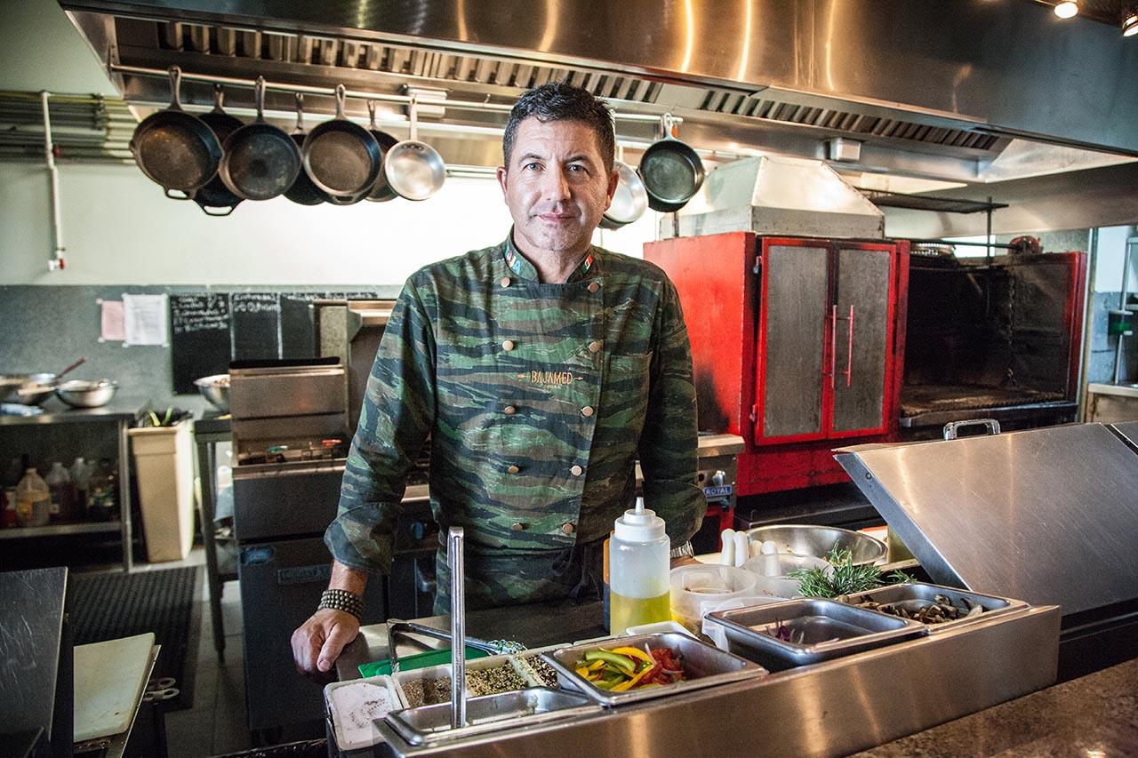 Cocina BajaMed, el sabor de Baja California
