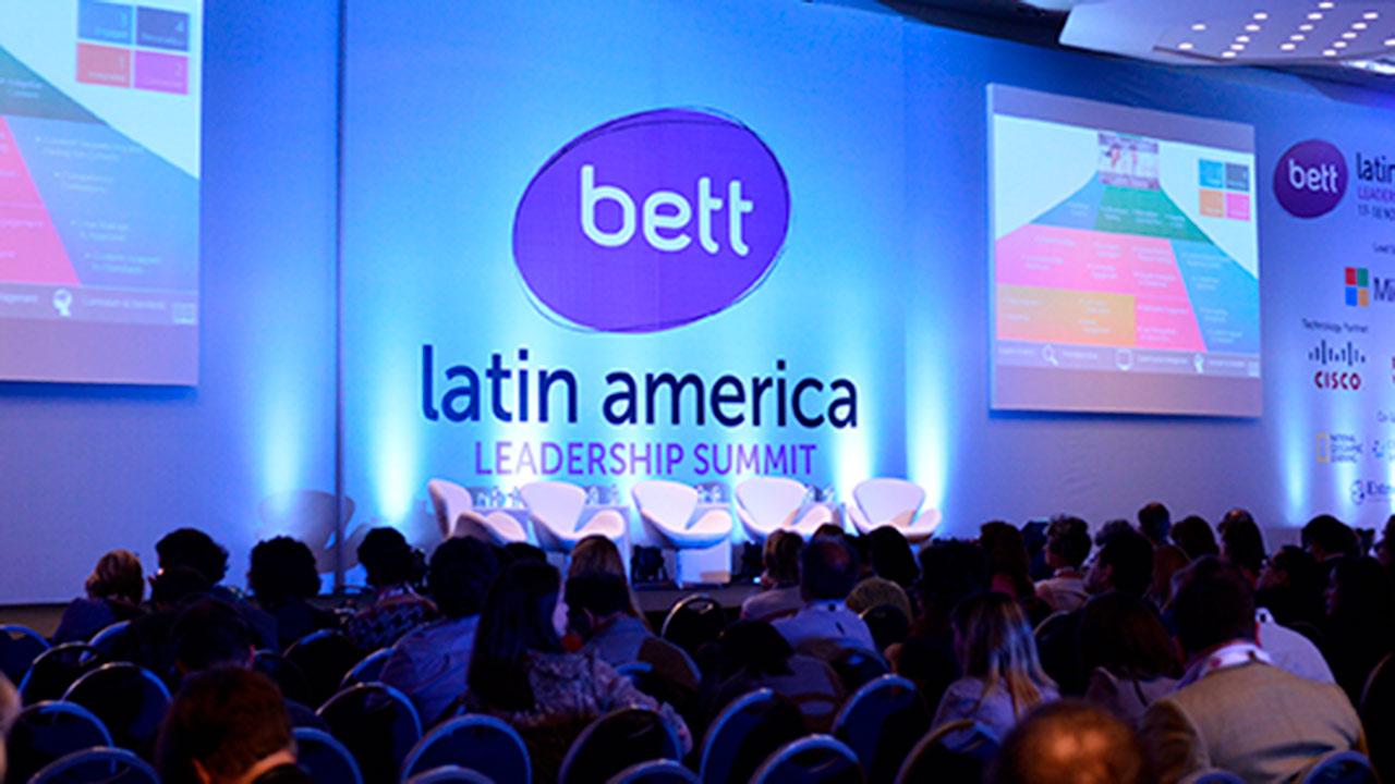 México será una vez más sede de Bett, la cumbre global educativa