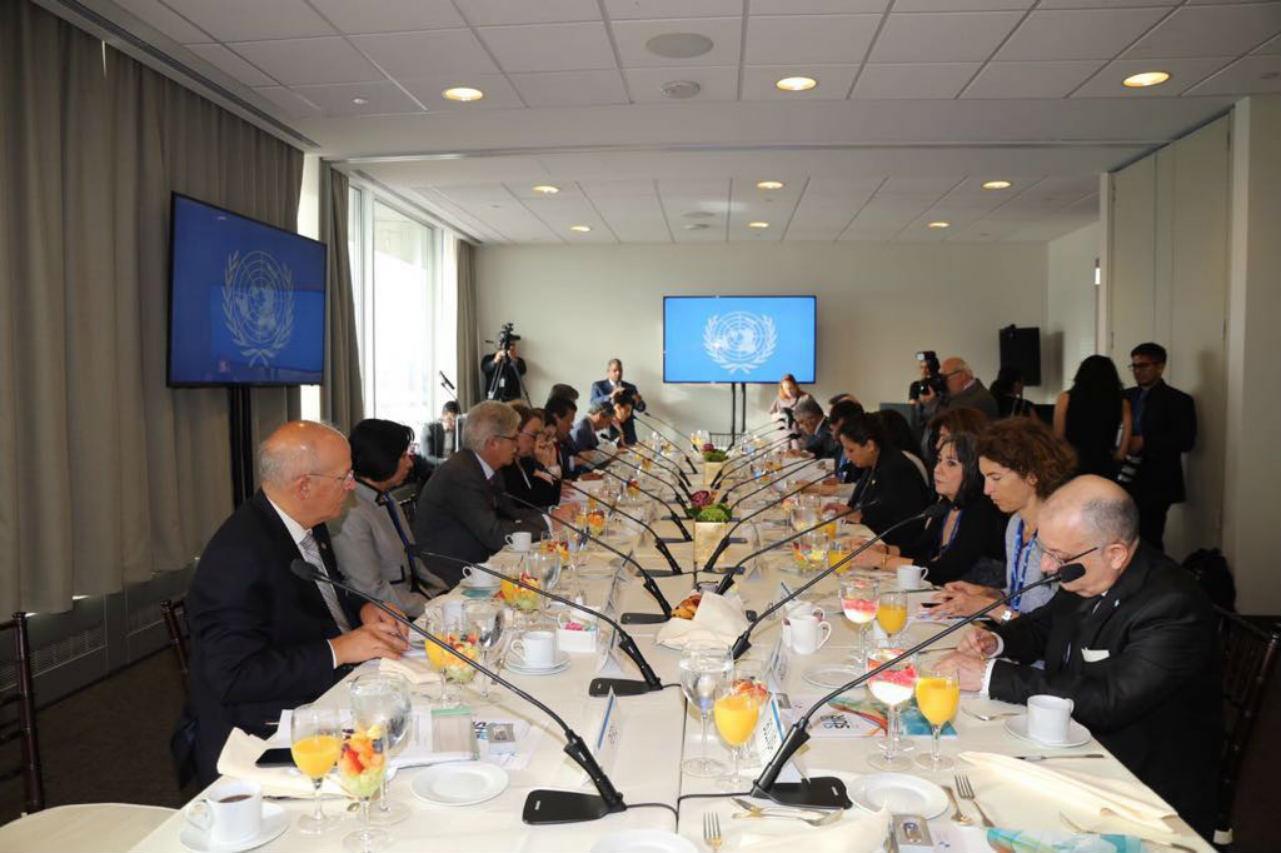 Cancilleres de Iberoamérica preparan la Cumbre de Jefes de Estado 2018