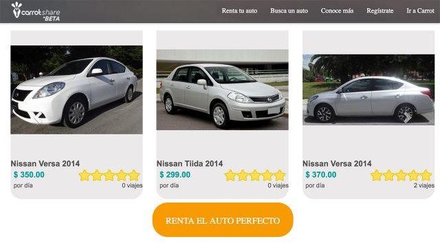 Resultado de imagen para cómo funciona la renta de autos