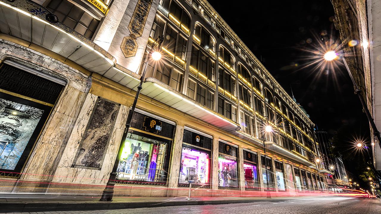 El arte del escaparatismo en el Centro Histórico de CDMX